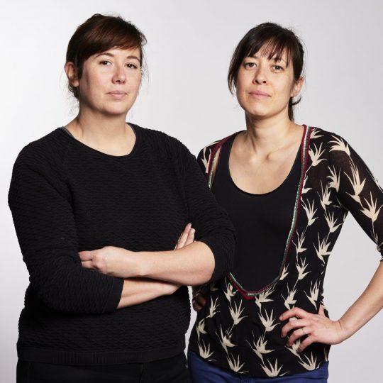 Alice Quillet & Anna Trattles