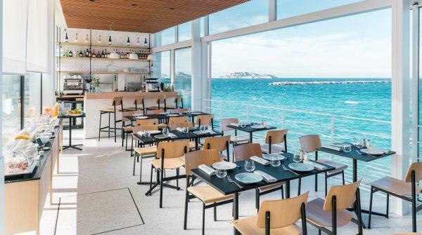 Restaurant Les Bords de Mer